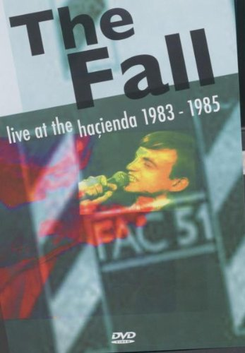 The Fall: Live at the Hacienda 1983-1985 by Cherry Red UK