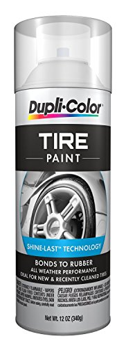 Dupli-Color TP100-6PK Tire Paint - 11 fl. oz., (Pack of 6) by Dupli-Color