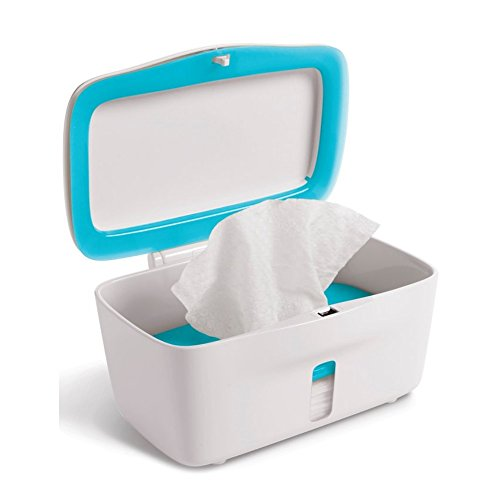 OXO Tot Perfect Pull Wipes Dispenser - Blue - 6324400