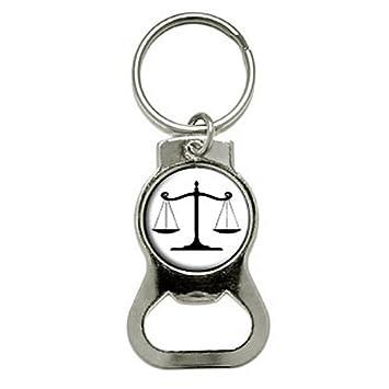 Escalas de equilibrado de símbolo de justicia jurídica ...