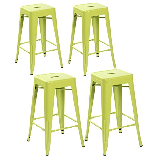 26 Inch Backless Stools Vintage Counter product image