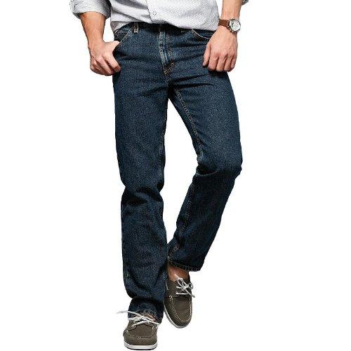 Jeans Fit Regular Pepper Wash - LEE Men's Regular Fit Straight Leg Jeans, Quartz Stone 35W x 34L