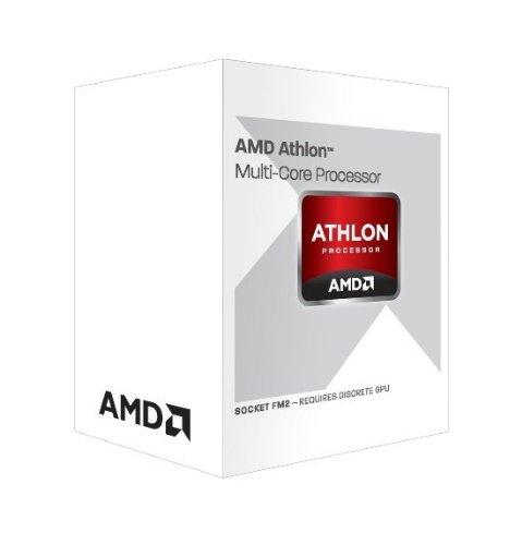 AMD Athlon X2 340 Box Prozessor (3,2GHz, Sockel FM2, 1MB Cache, 65 Watt)