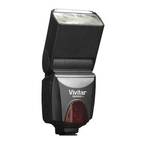 Vivitar VIV-DF-293-SON Bounce Zoom Swivel with LCD DSLR