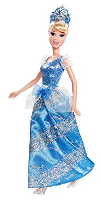 Disney Princess Sparkling Princess Doll by Mattel
