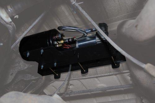 Air Horn Compressor >> Kleinn Air Horns JeepKit-1 Complete Bolt-On Dual Air Horn ...