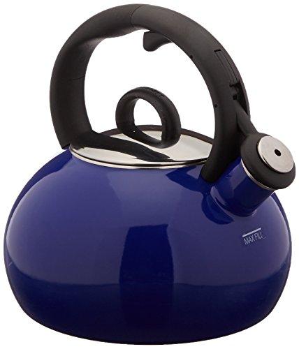 Cuisinart CTK-EOS17CBL Aura 2qt Tea Kettle Cobalt Blueaccs E