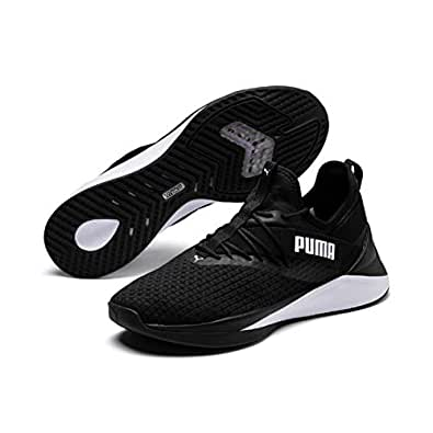 PUMA Men's Jaab XT Sneaker, Puma Black-puma White, 7.5 US