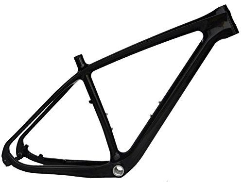 フルカーボン光沢29インチマウンテンバイクMTBサイクリングbb30フレーム19