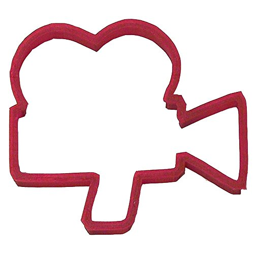 Movie Camera Plast-Clusive Cookie Cutter 4