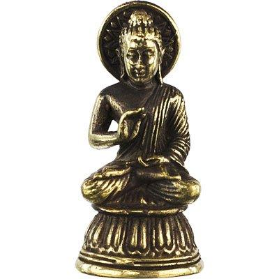 Mini Brass Statues Chakra Buddha