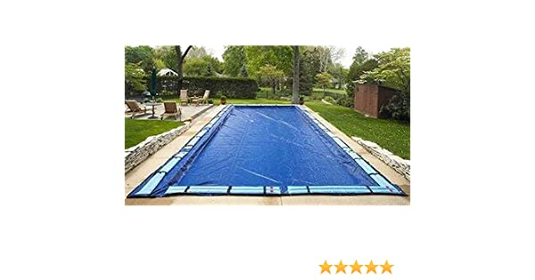 Amazon.com: 20\' x 40\' Winter In Ground Swimming Pool Cover 15 Year ...