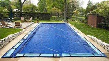20\' x 40\' Winter In Ground Swimming Pool Cover 15 Year Limited Warranty