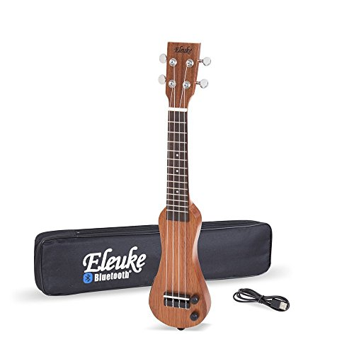 EleUke Smart Bluetooth Connectable Electric Ukulele Peanut by EleUke