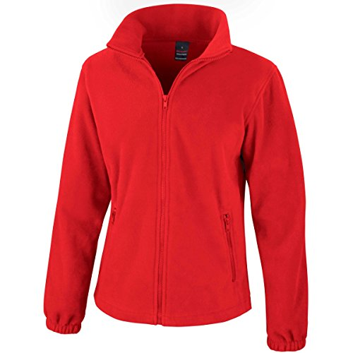 Ladies Red Flame Jacket - 8