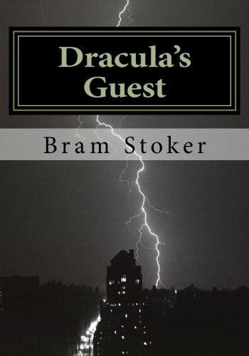 Read Online Dracula's Guest pdf