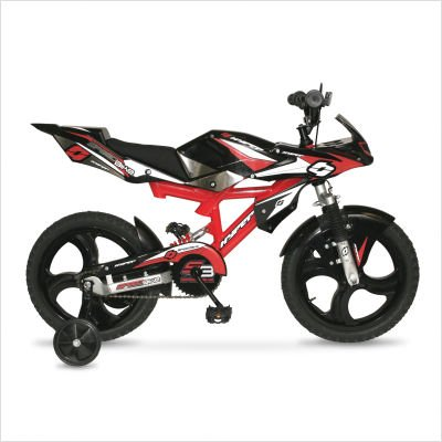 16'' Hyper Speed Bike by Generic