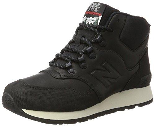New Balance Herren Hl775 Stiefel Schwarz (Black)