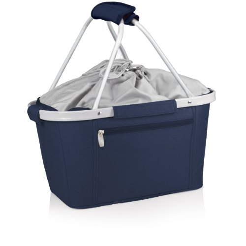 Picnic Time Metro Insulated Basket, Navy ()