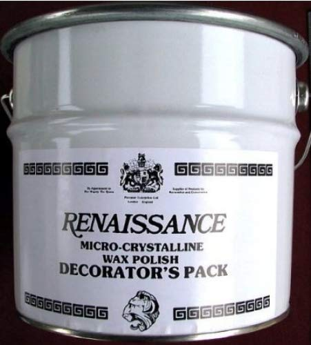 3 Liter Renaissance Wax Polish Micro-crystalline