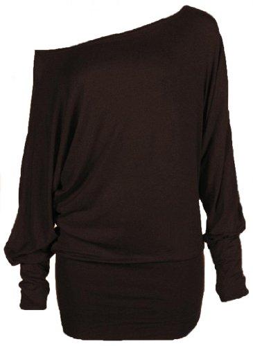 Funky Boutique - Camisas - para mujer marrón