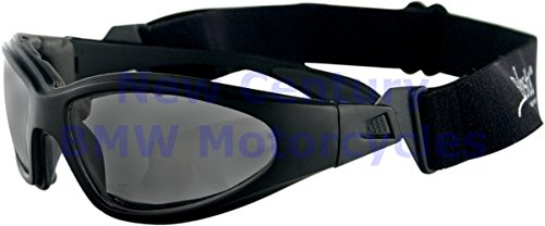 BOBSTER Gxr Sunglasses/Goggles With Smoke Lens