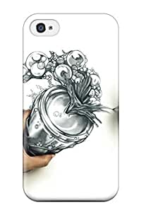 (AKAzzNn4080VxIuo)durable Protection Case Cover For Iphone 4/4s(manipulation)