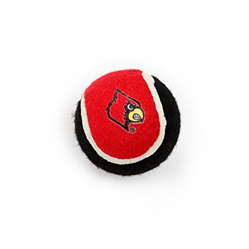 Pet Goods Manufacturing Louisville Cardinals Tennis Balls