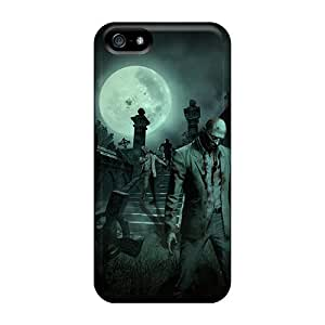 First-class Cases Covers For Iphone 5/5s Dual Protection Covers Zombie