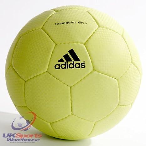 Adidas Teamgeist Grip Pro - Balón de balonmano Talla:3: Amazon.es ...