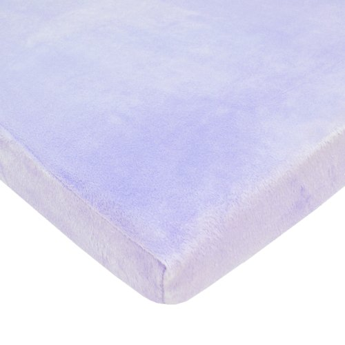 American Baby Company FittedPortable/Mini-Crib Sheet, Heaven