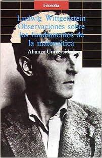 Book Observaciones sobre los fundamentos de la matematica/ Observations of the Fundamentals of Mathematics