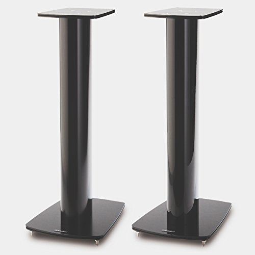 Dynaudio Stand 6 Speaker Stands - Pair (Matte Black) by Dynaudio