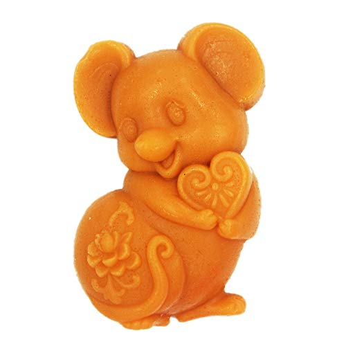- Longzang Soap Molds Chinese zodiac Mouse S0191 Craft Art Silicone Soap mold Craft Molds DIY Handmade soap molds
