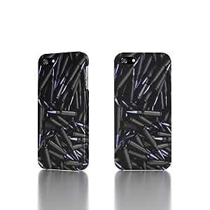 Apple iPhone 4 / 4S Case - The Best 3D Full Wrap iPhone Case - Ammunition Bullets