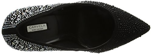 Carvela Women's Sapphire Wedges Heel Black (Black/Comb) footlocker pictures cheap price free shipping low price cheap price pre order free shipping footaction outlet Manchester rvonqrRhB