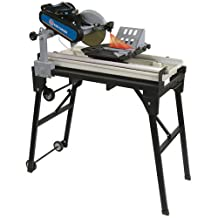 King Canada KC-3010NB 10-Inch Sliding Tile Saw with Laser Guide