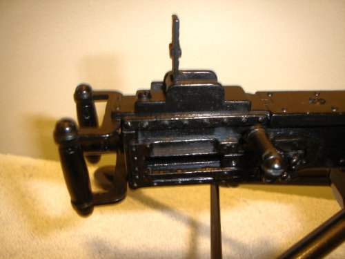 BROWNING  50 CAL MACHINE GUN