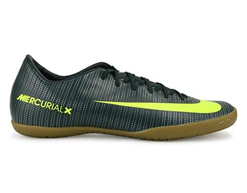 Nike Men's MercurialX Victory VI CR7 Indoor Soccer Shoes Seaweed/Volt/Hasta/White Soccer Shoes cheap new styles big sale sale new styles WCVZTteYuj