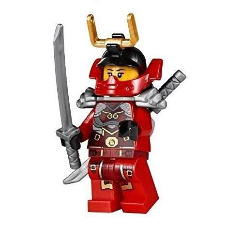 레고  닌자 고 미니 피겨 냐 사무라이 X 여성 레드 닌자(70728)레고