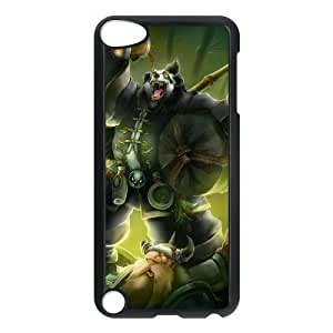 iPod Touch 5 Case Black Chen Stormstout 010 KP2145485