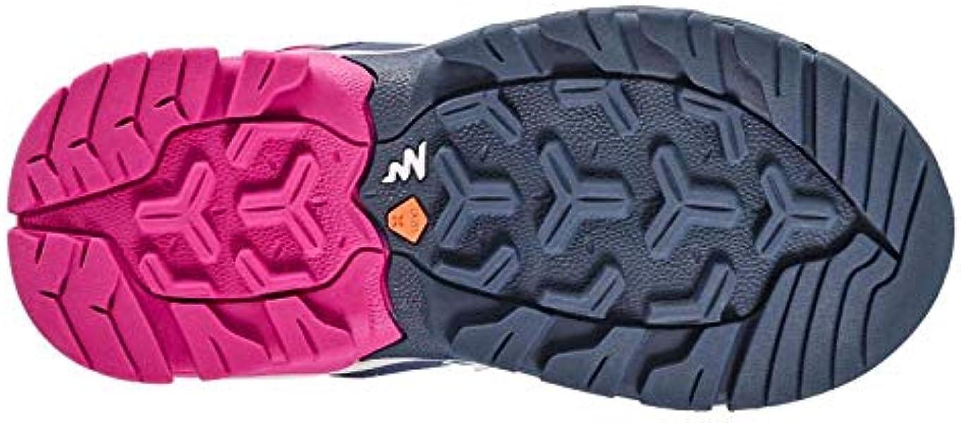 QUECHUA - Zapatillas de Senderismo de Caucho para niño