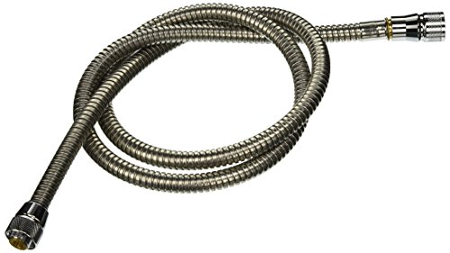 Grohe 46 174 000 Hose for K4 and Ladylux Cafe Faucets, 59-Inch, Chrome Finish (Faucet Parts Metal)