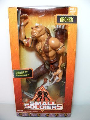 Small Soldiers 12 Archer Figure