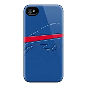 Great Cell-phone Hard Covers For Iphone 6plus With Provide Private Custom High-definition Buffalo Bills Pattern AaronBlanchette