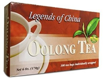 China Oolong Tea - Legends of China Oolong Tea-100 bags Brand: Uncle Lees Tea