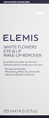 ELEMIS White Flowers Eye Lip Make-Up Remover, Bi-Phase Eye Make-Up Remover, 4.2 fl. oz.