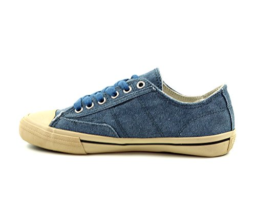 British Knights Sneaker/Schuhe Blue Canvas Größe EU 37/UK 4