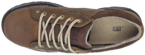 Lala Dark Shoe Caterpillar Women's Brown v1qFnp7n