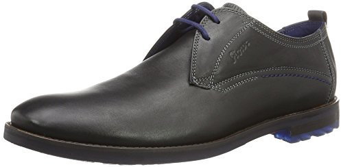 The parade shoe - Zapatos de cordones para hombre negro negro 39 1Kengq